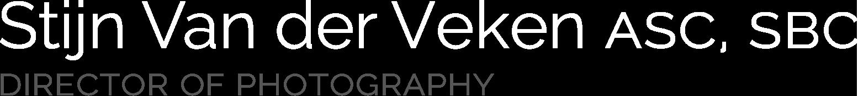 Stijn Van der Veken ASC, SBC Retina Logo